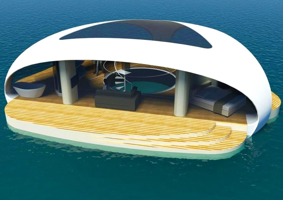 Floating Villa