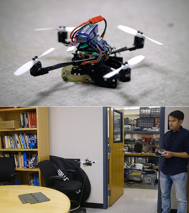 FlyCroTug Drone