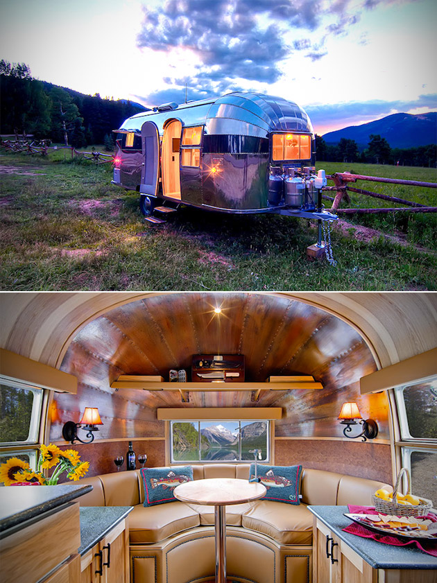 Airstream Living Blog Airstream Life Living the Sunset Dream A