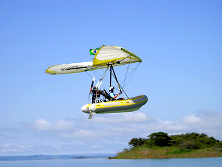 Feature: Build it Yourself Flying Boat Cruises at 44MPH