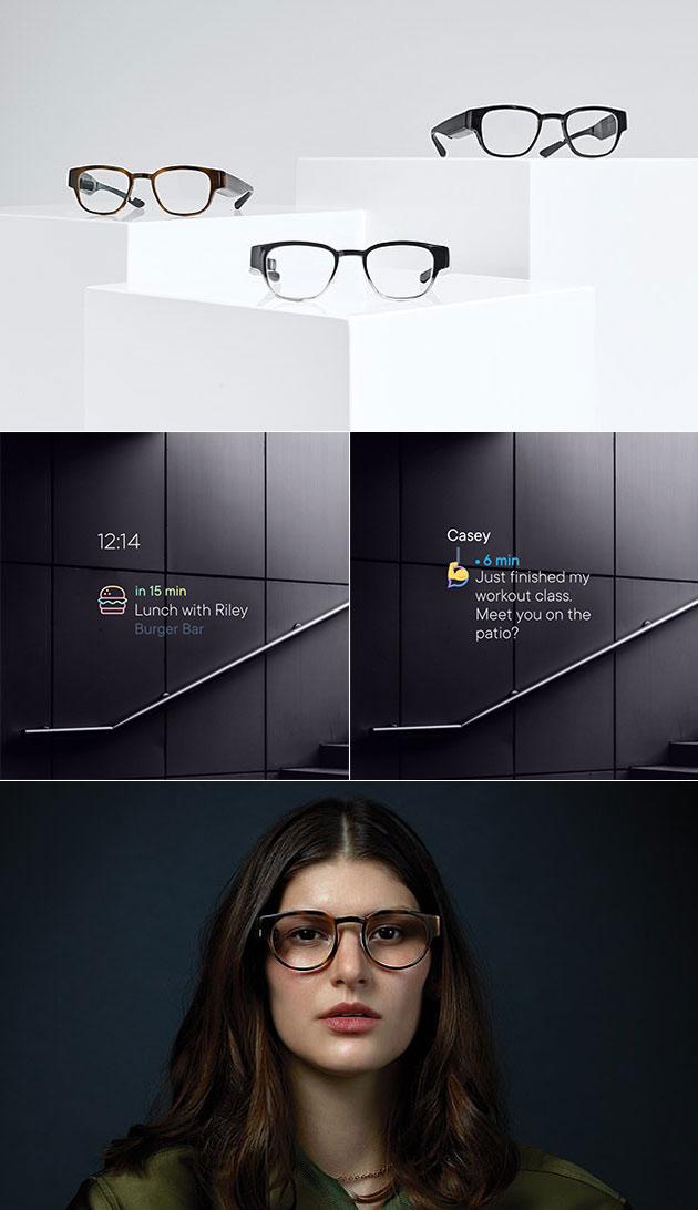 Focal Smart Glasses