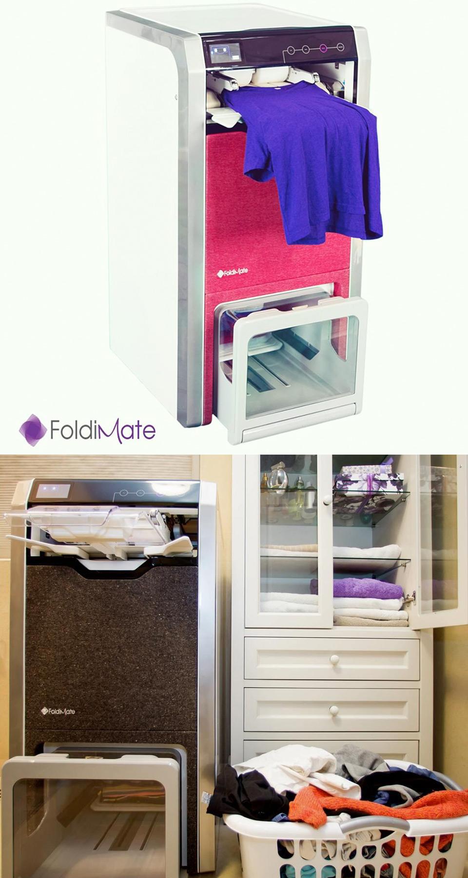 FoldiMate Laundry Folder