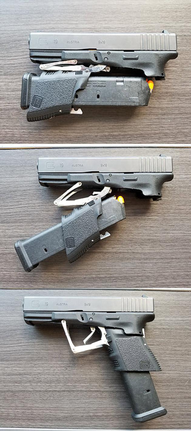 Folding Glock