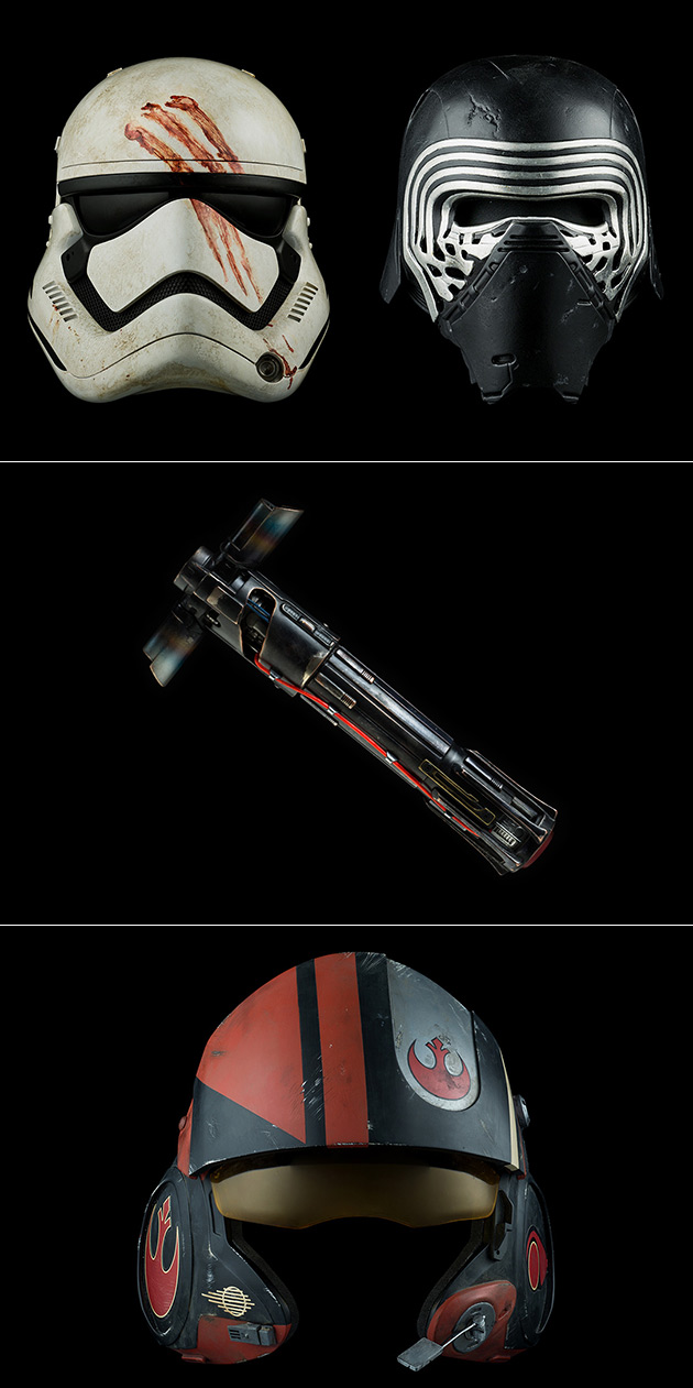 Force Awakens Props