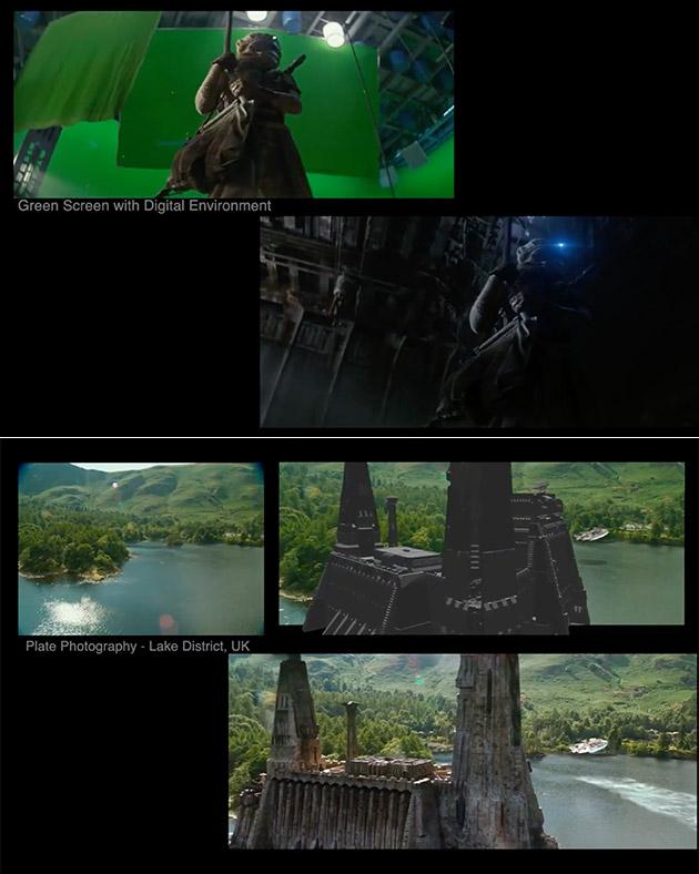 Force Awakens VFX