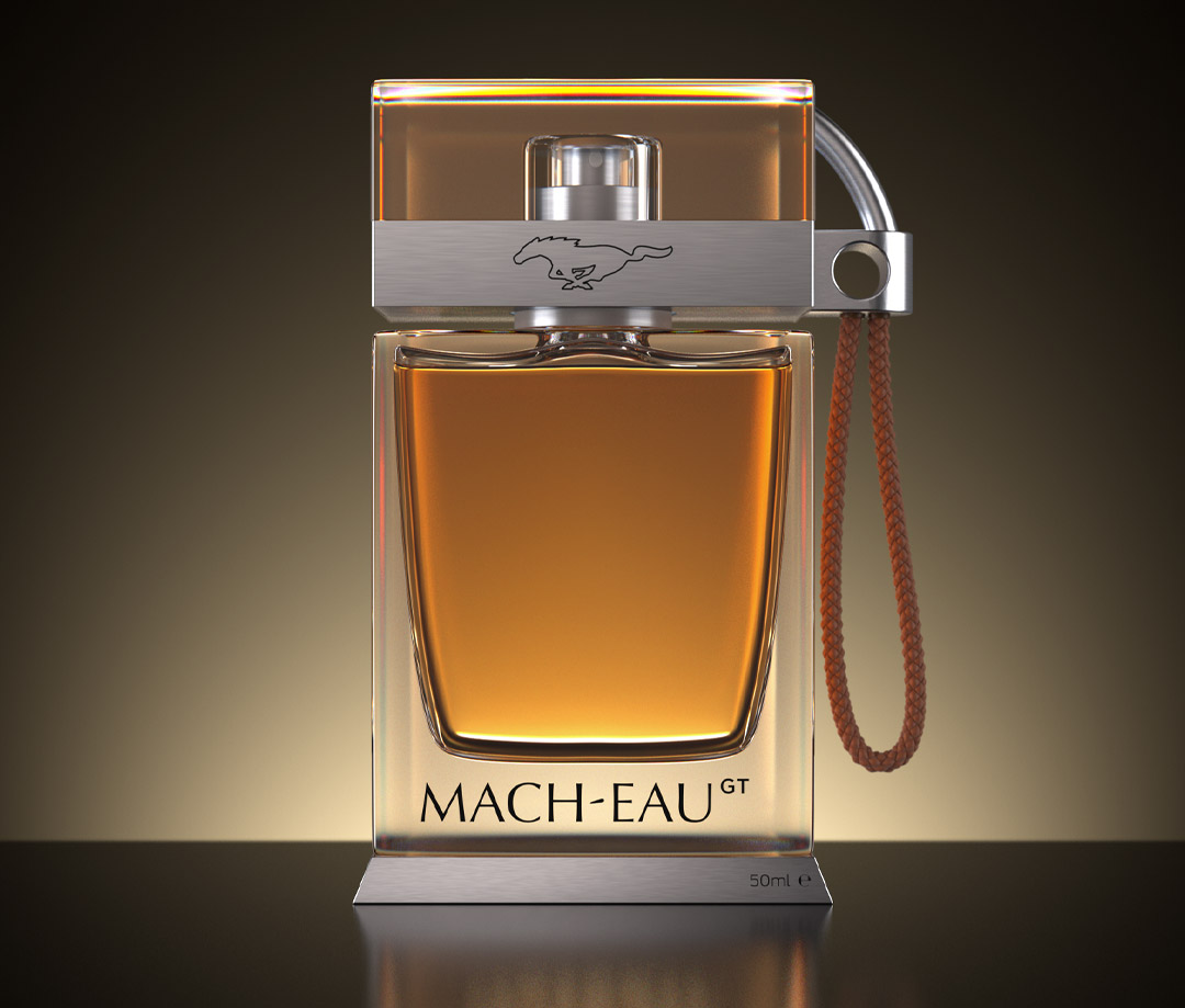 Ford Mach-Eau Fragrance Petrol
