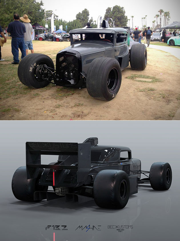 Ford Model A S2000