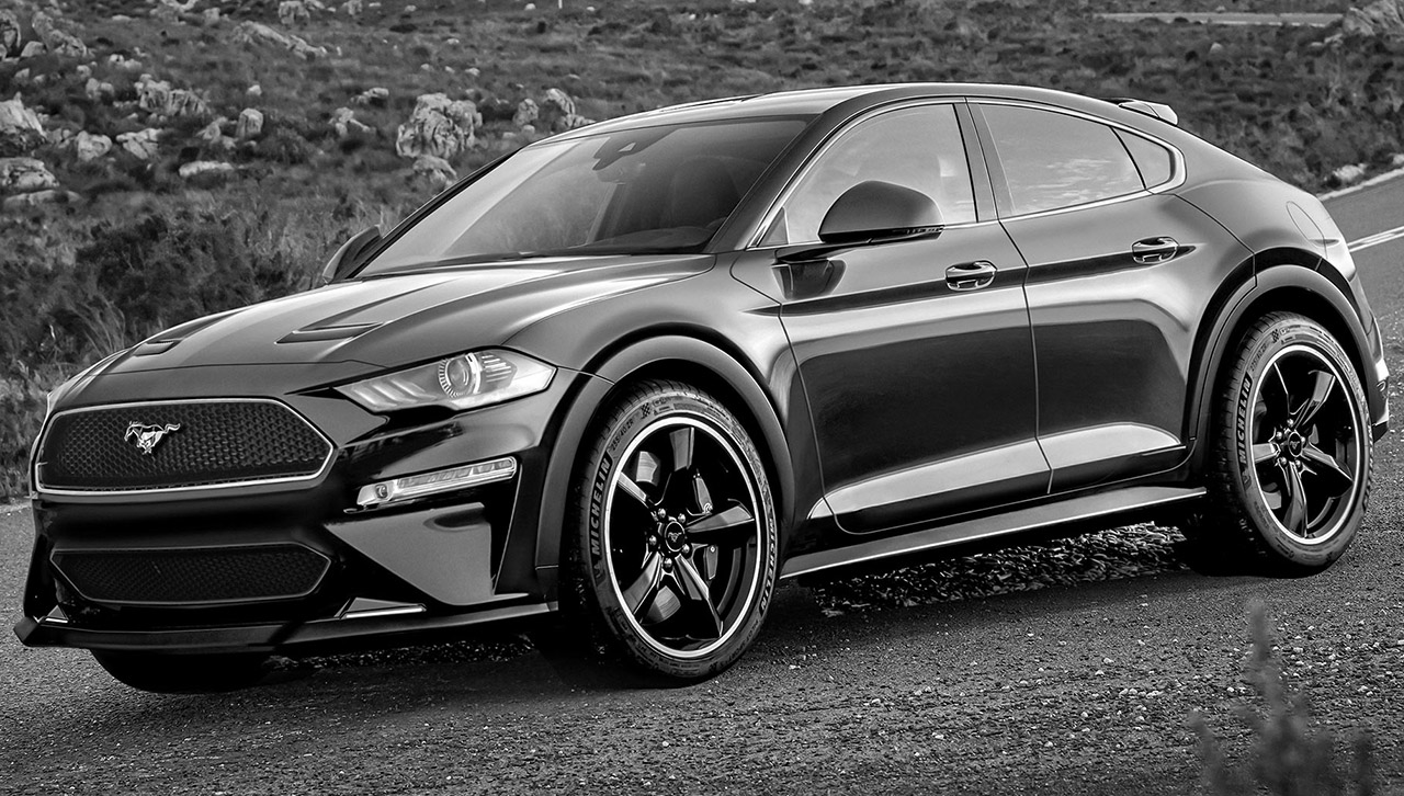 Ford Mustang Electric SUV