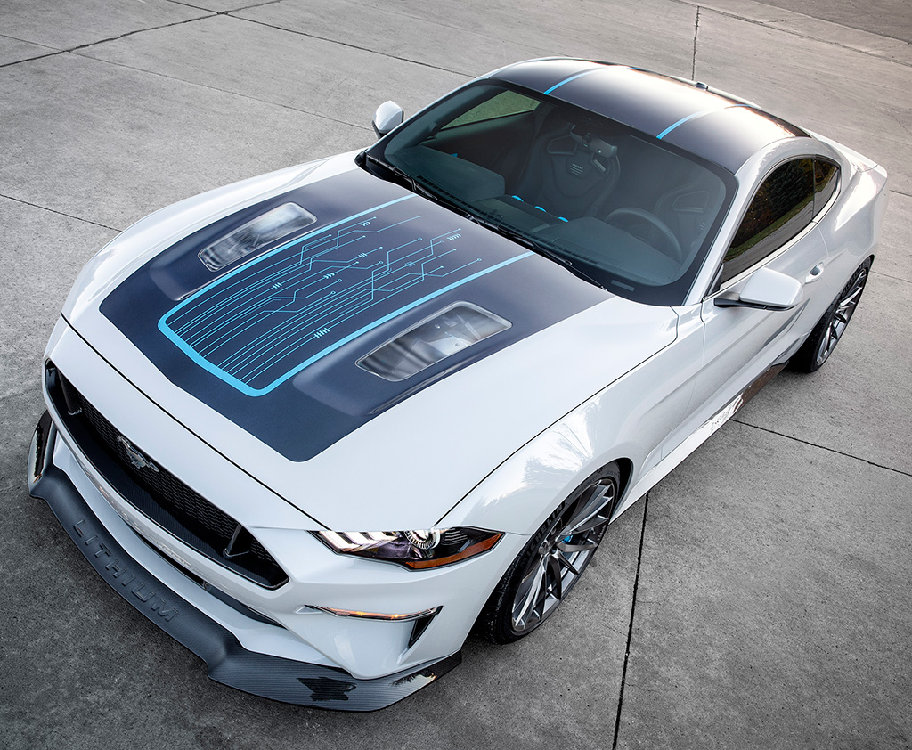 Ford Mustang Lithium Electric