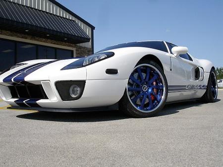 Ebay Watch Hp Ford Gt  Twin Turbo