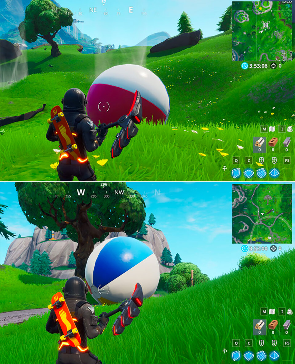 Fortnite Beach Ball