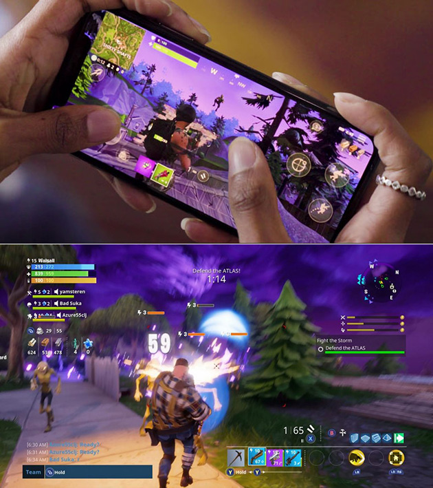 Fortnite iOS