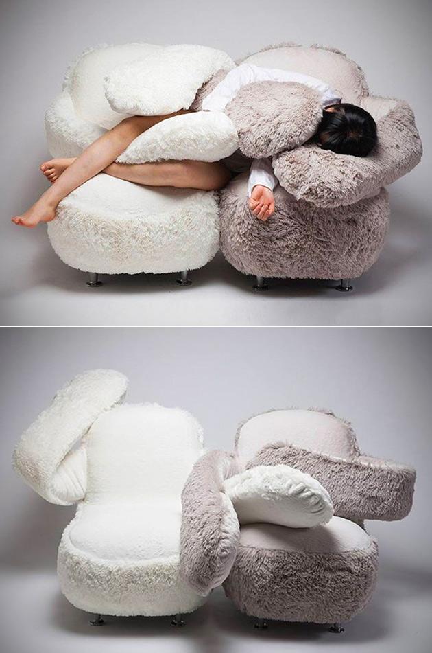 Hugging Sofa