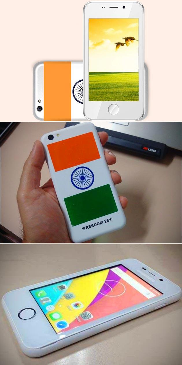 Freedom 251 Phone