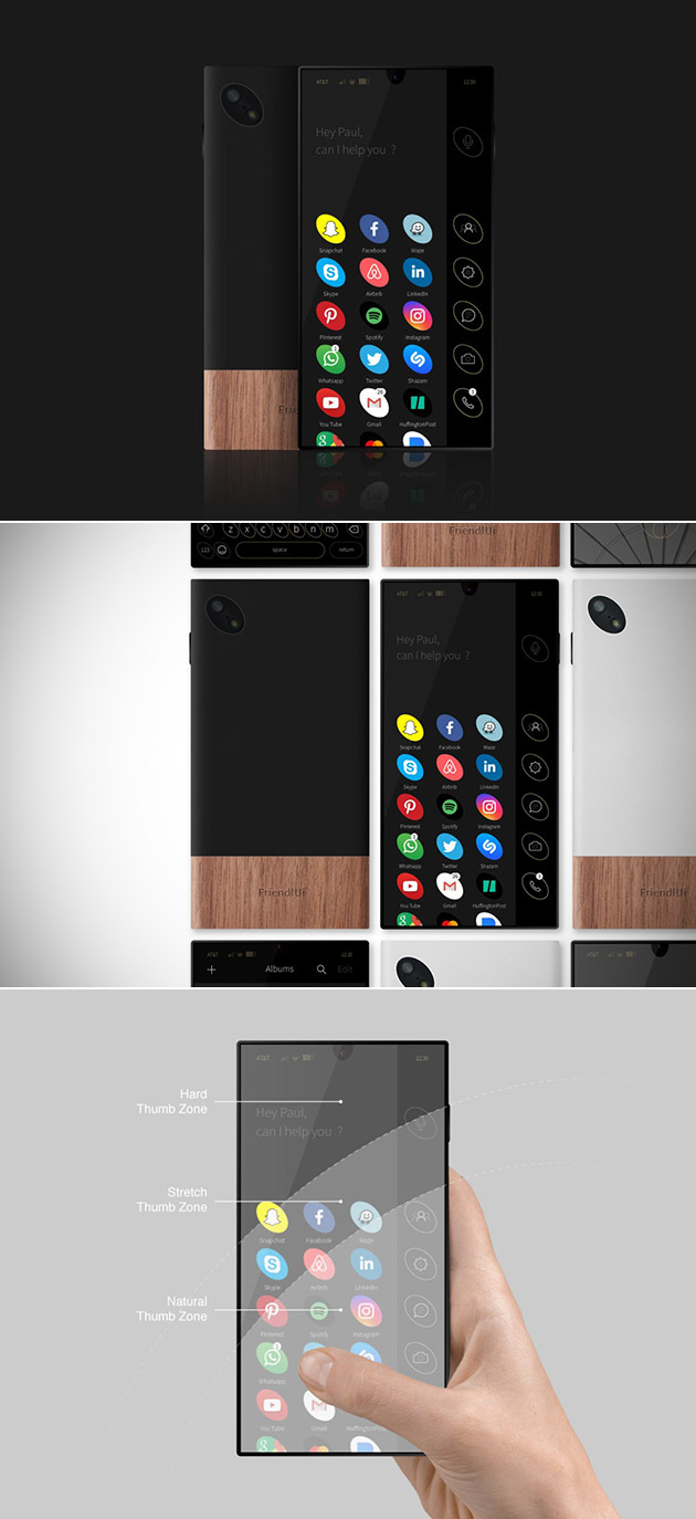 Friendlui Smartphone