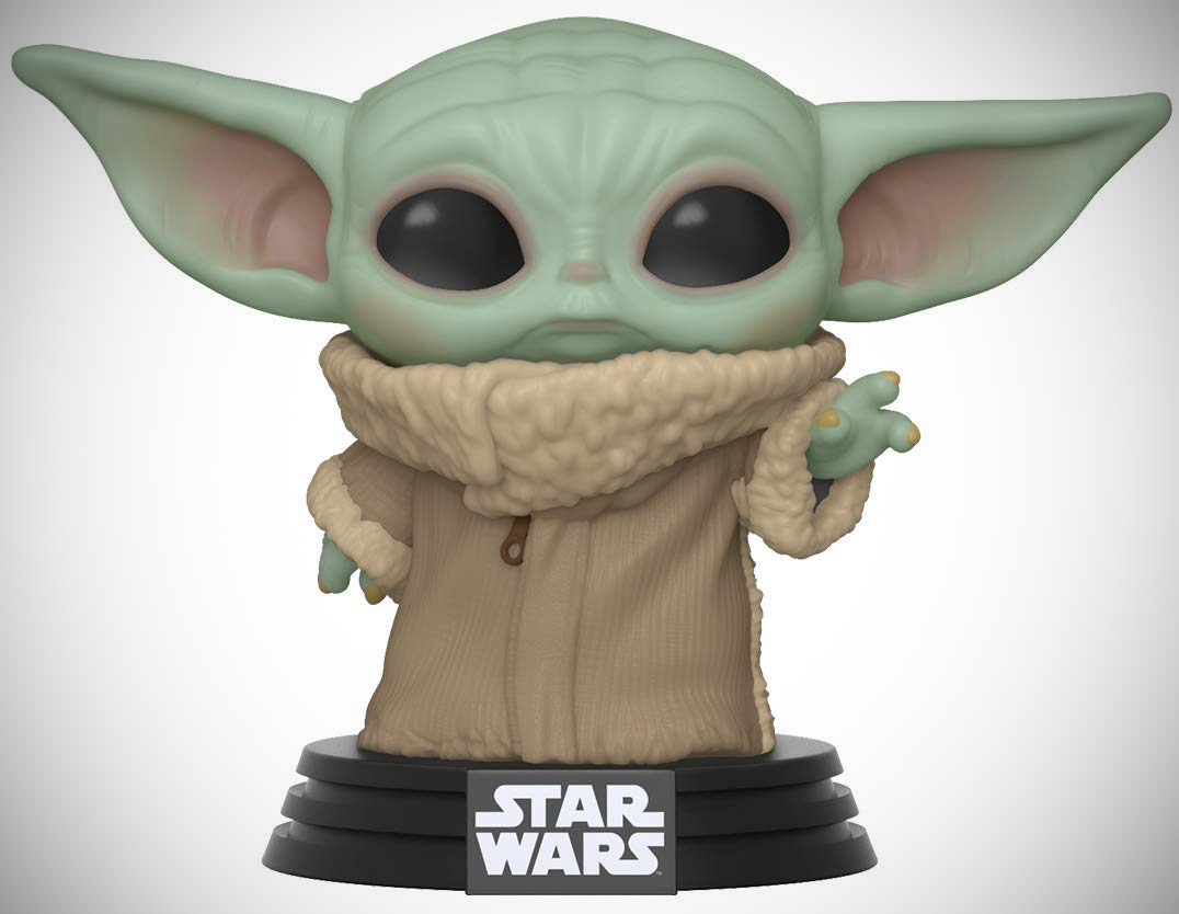 Funko Pop! Baby Yoda