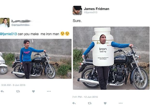Funniest Photoshop Troll