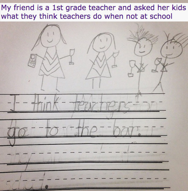 Funny Geeky Kids Notes