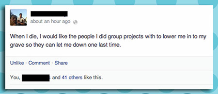 Funny Group Projects