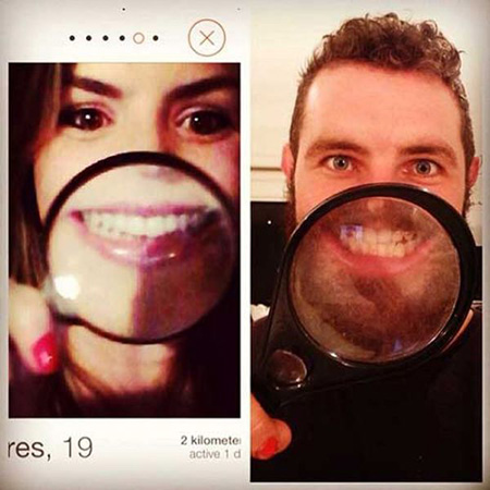 Funny Tinder Picture