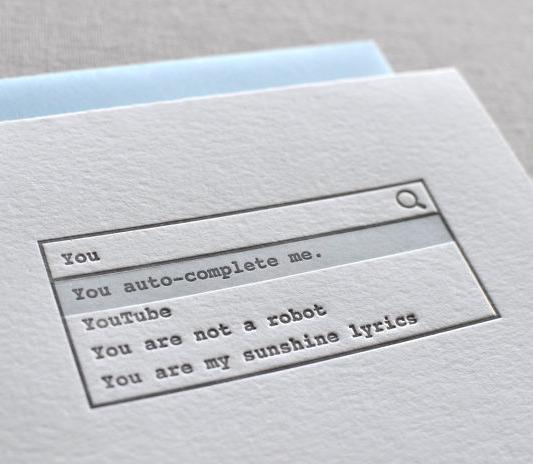 Funny Valentine's Card