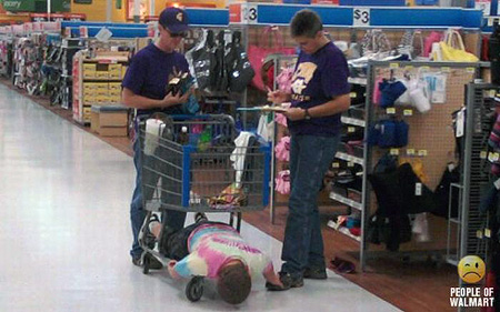 funny photos of people at walmart. Funny and Strange People,