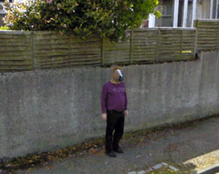 Top 10 Strangest Google Street View Sightings