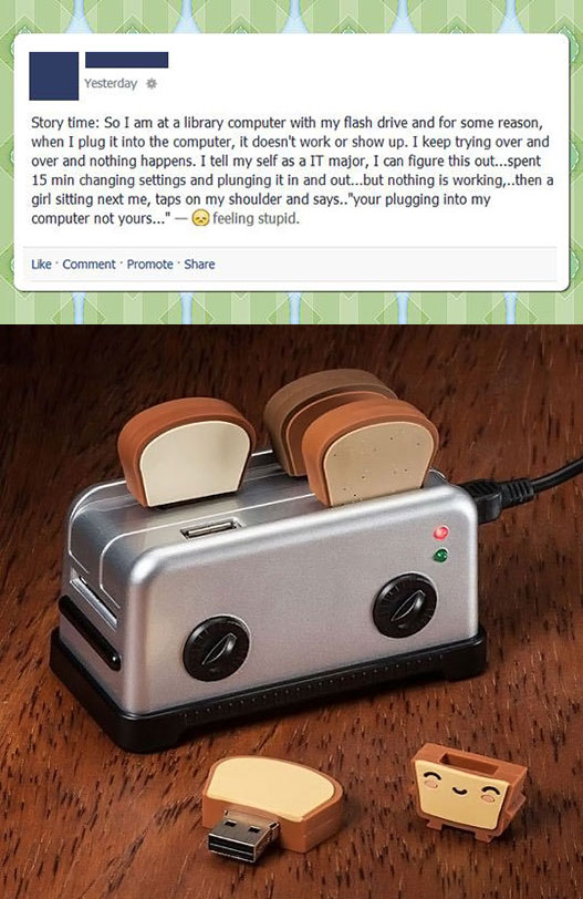 Funny USB Drive