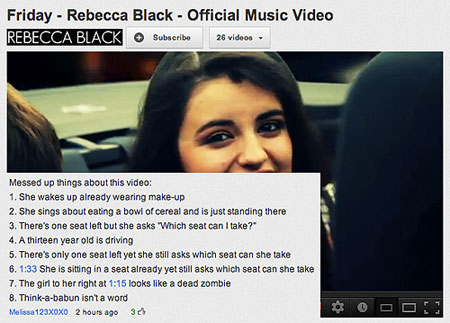 Image of: Bloopers Funny Youtube Comments That Actually Make Sense Techeblog Funny Youtube Comments That Actually Make Sense Techeblog