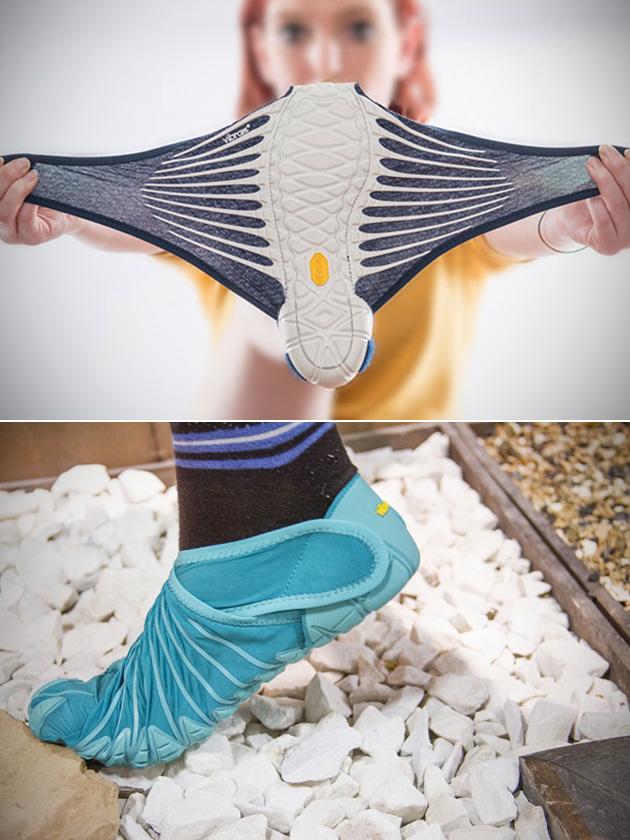 Furoshiki Shoes Wrap Around Feet