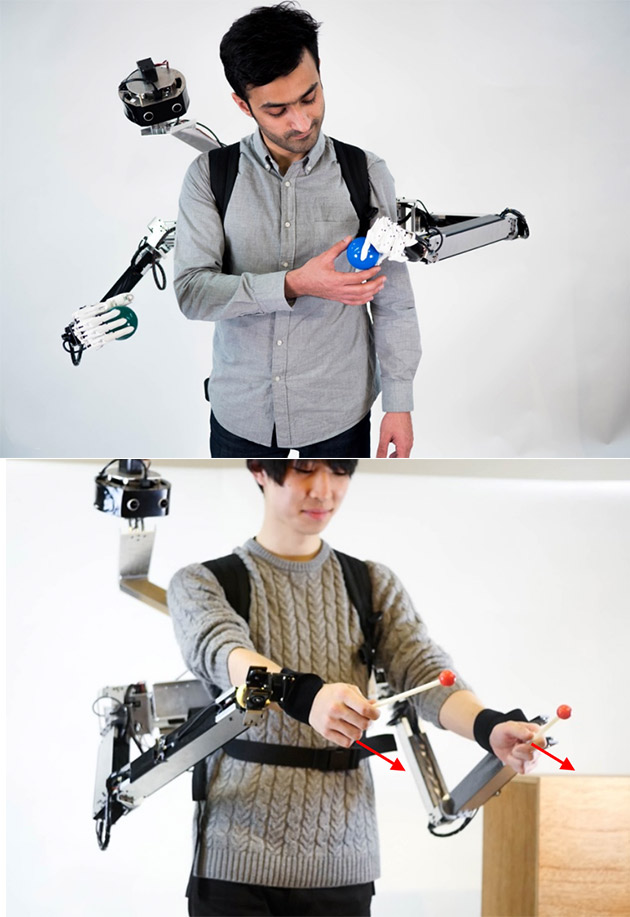 Fusion Robotic Hands