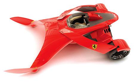 Future Ferrari