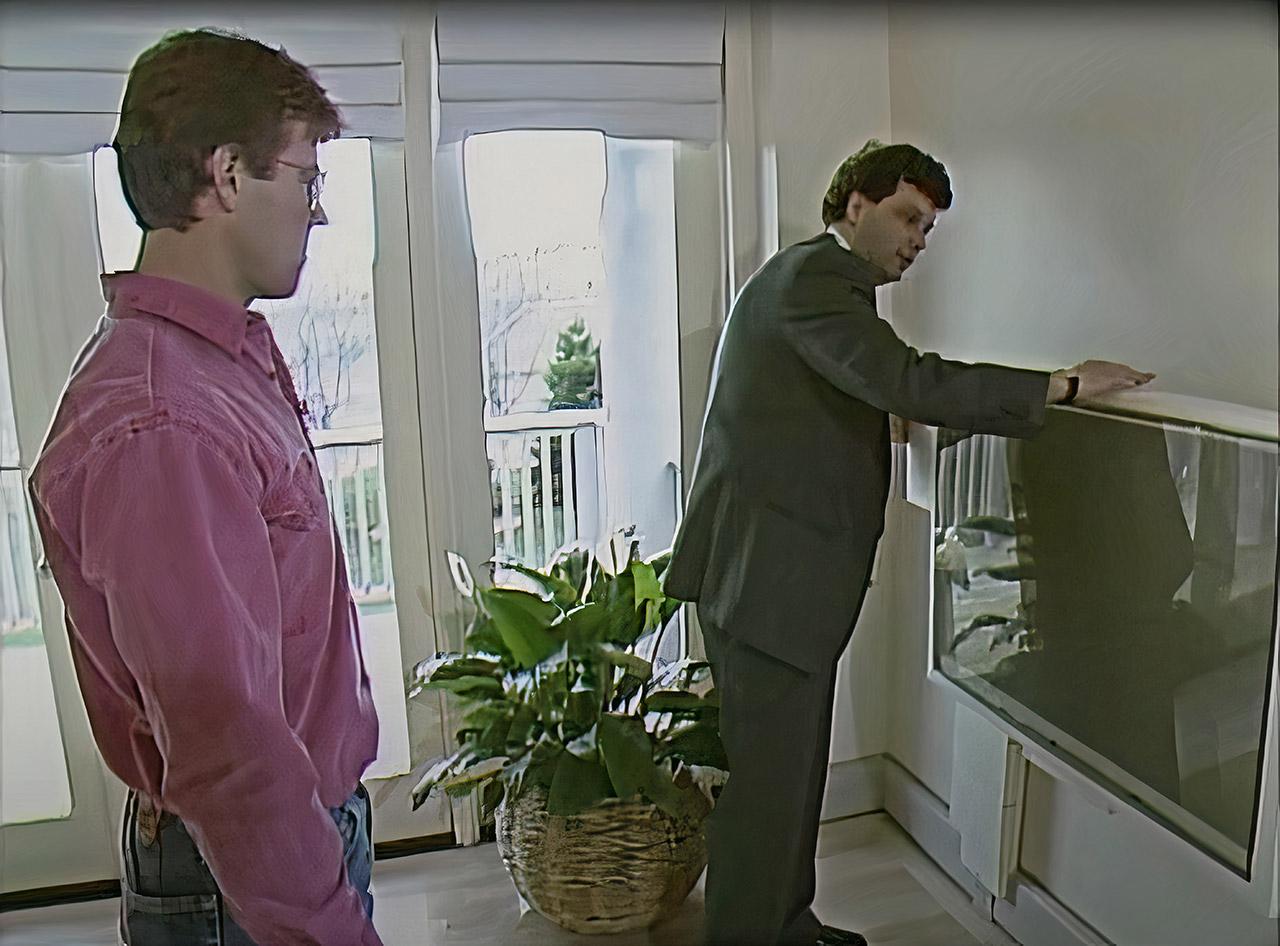 Futuristic Smart Home 1989
