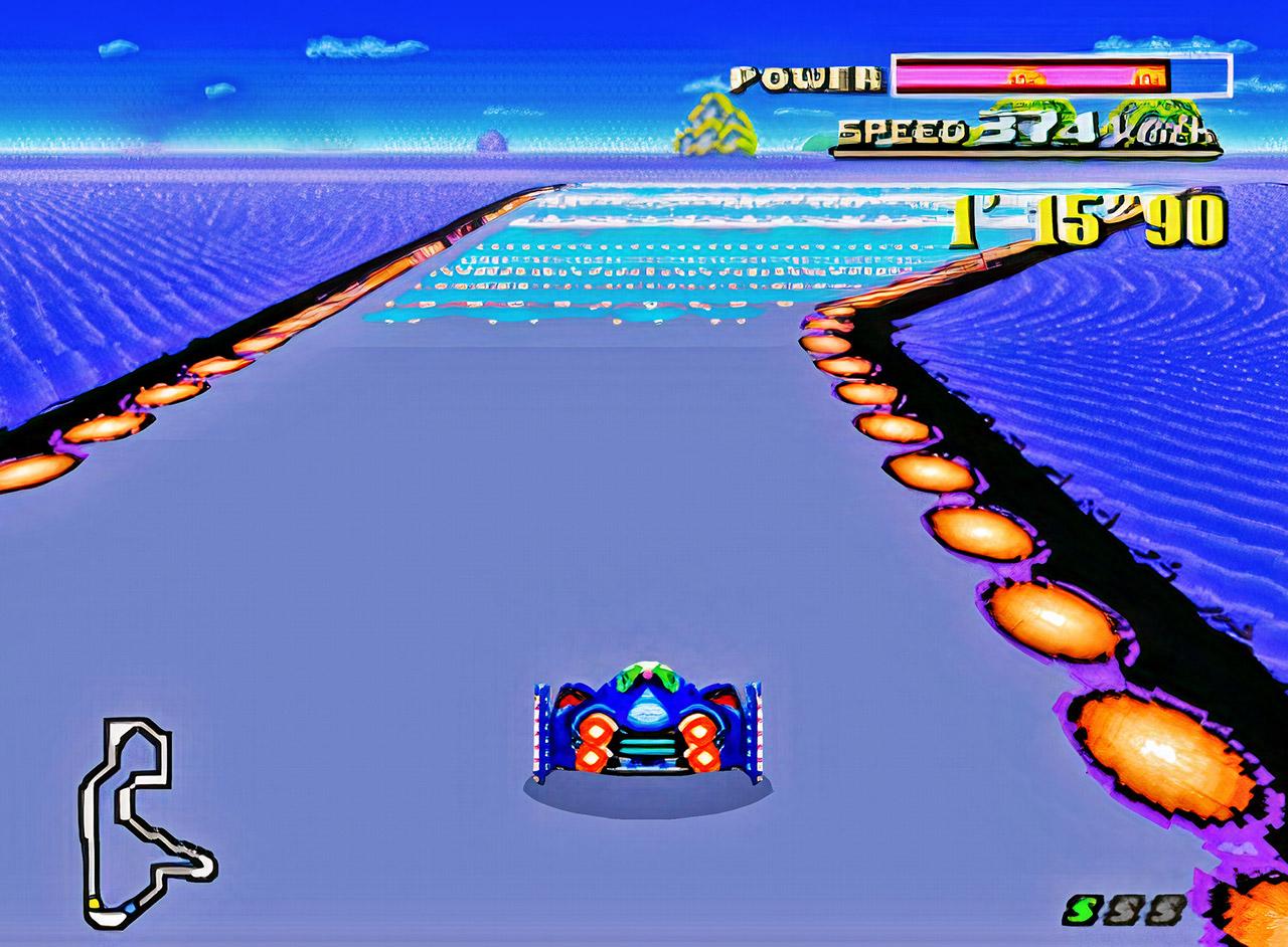 F-Zero SNES Nintendo 30th Anniversary