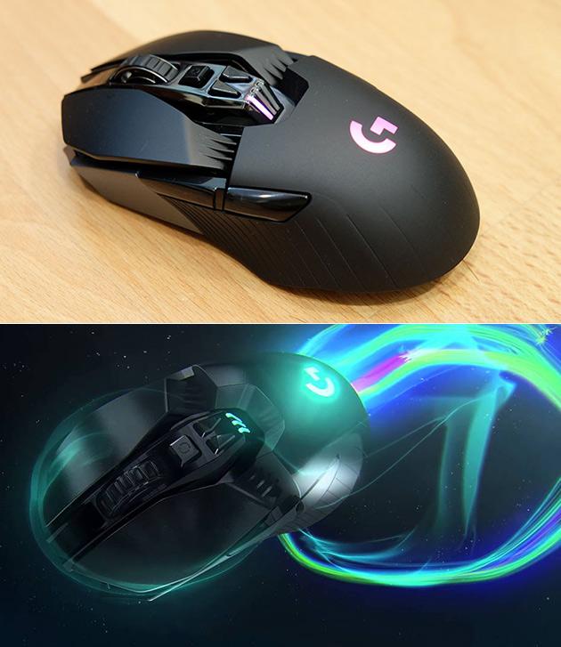 G900 ж спектре от Logitech хаос может быть лучше беспроводную мышь, получите один за $74.99 поставляется - только сегодня
