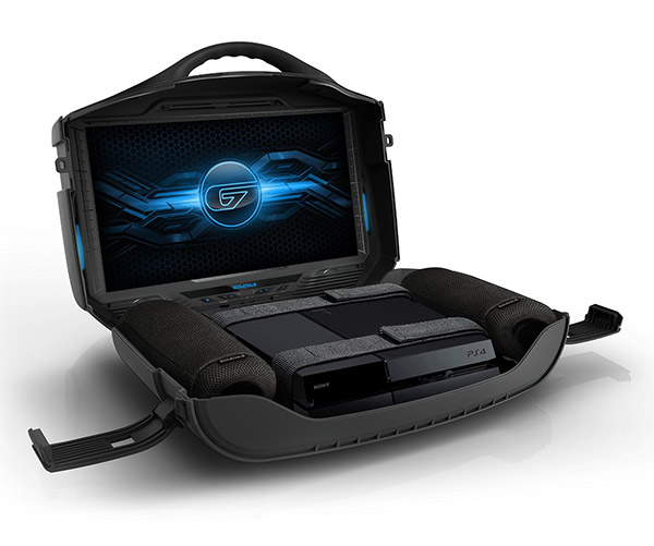 GAEMS Vanguard Personal Gaming Environment Turns Your PS4 ...