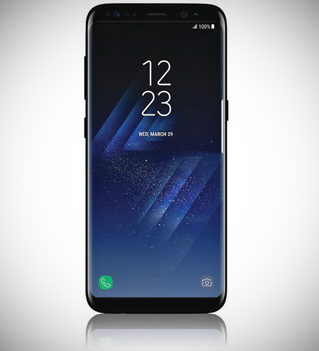 Galaxy S8 Leaked
