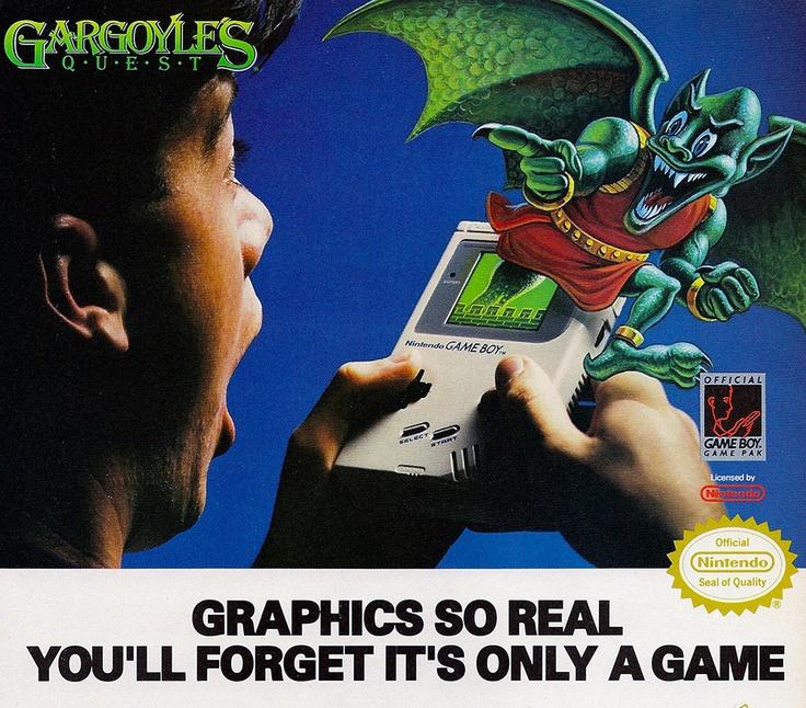 Game Boy Ad 1989