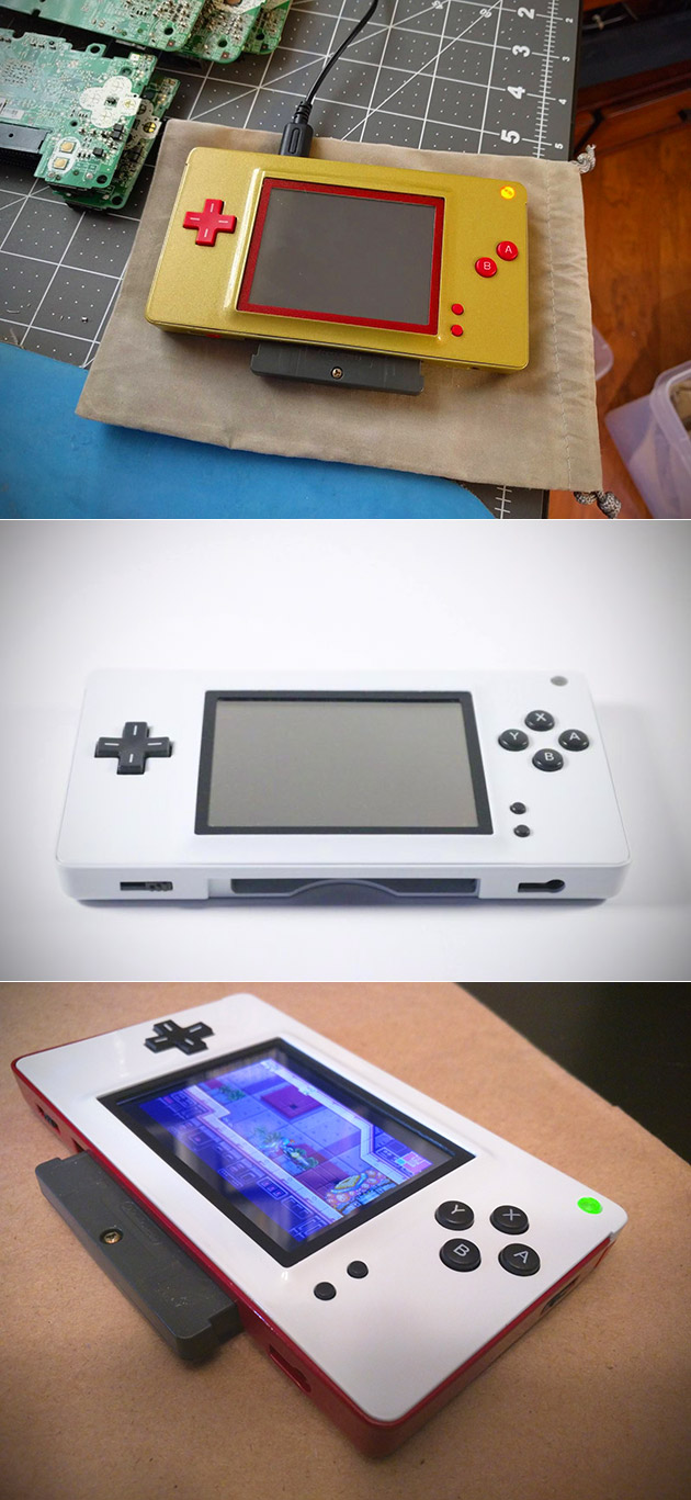 Game Boy Macro