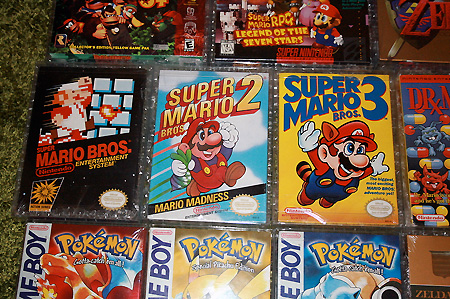 eBay Watch: $15,000 Factory Sealed Nintendo Game Collection - TechEBlog