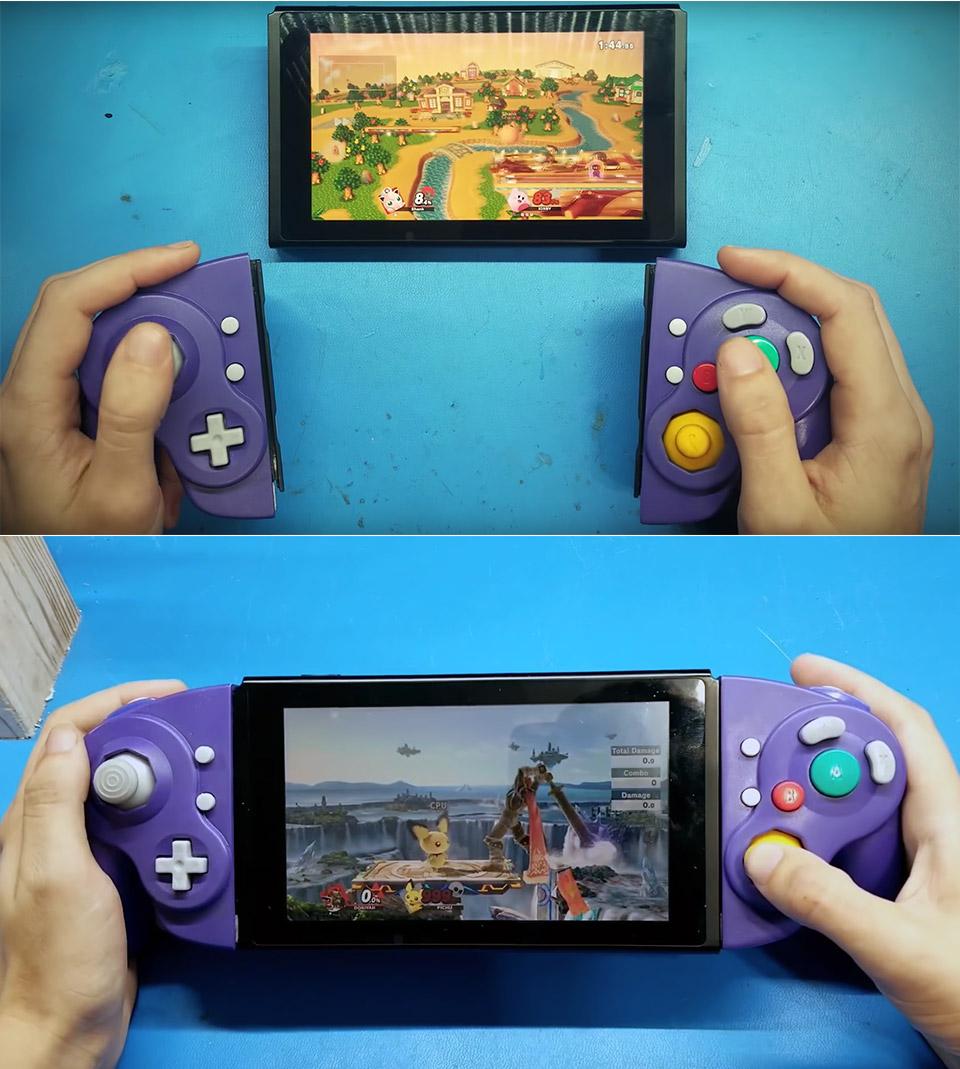 GameCube Joy-Cons Nintendo Switch