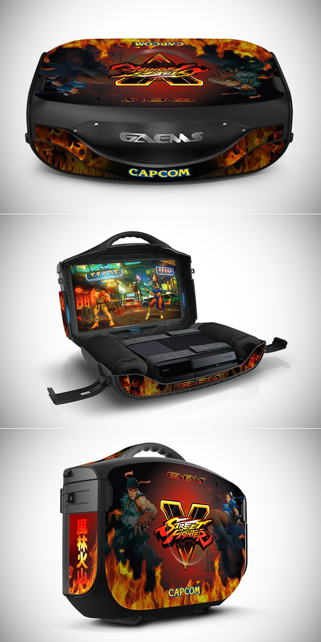 GAEMS Vanguard Street Fighter