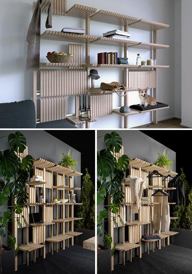 GATE Shelves