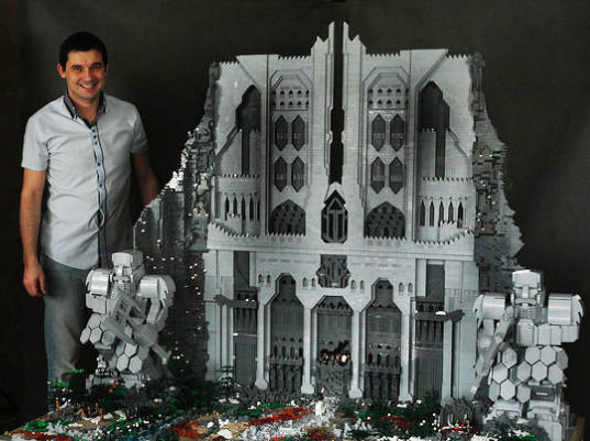 Gates of Erebor The Hobbit LEGO