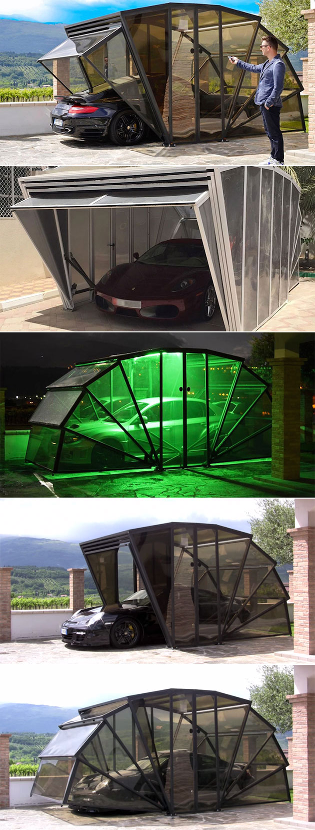 Gazebox Carport