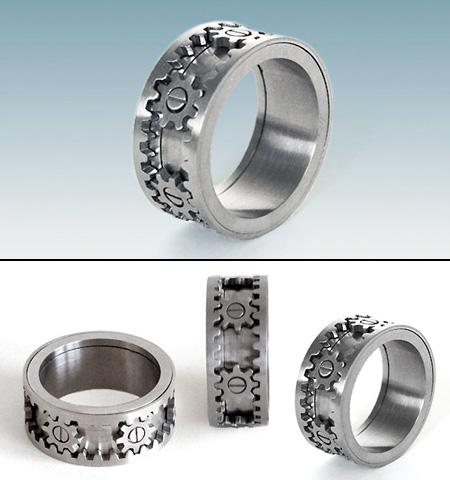 Kinekt Gear Ring Has Working Gears Techeblog
