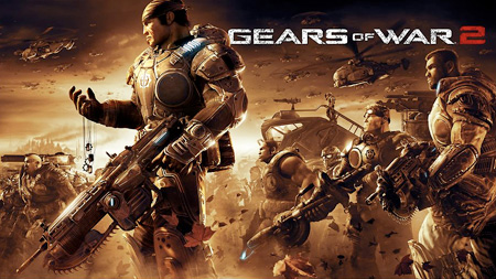 Gears of War 2 Pictures