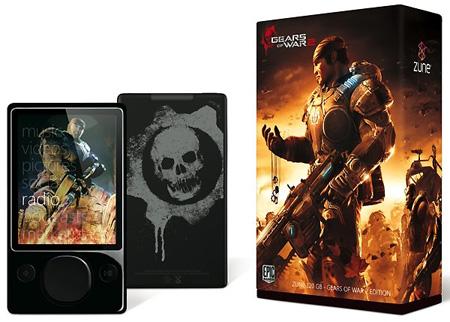 Gears of War 2 Zune