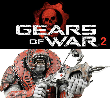 Gears of War Characters