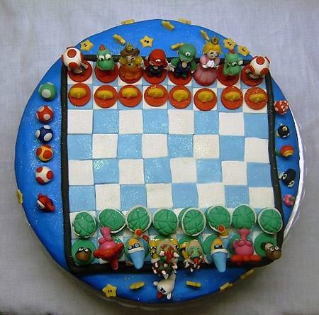 12 Amazing Geek Cakes